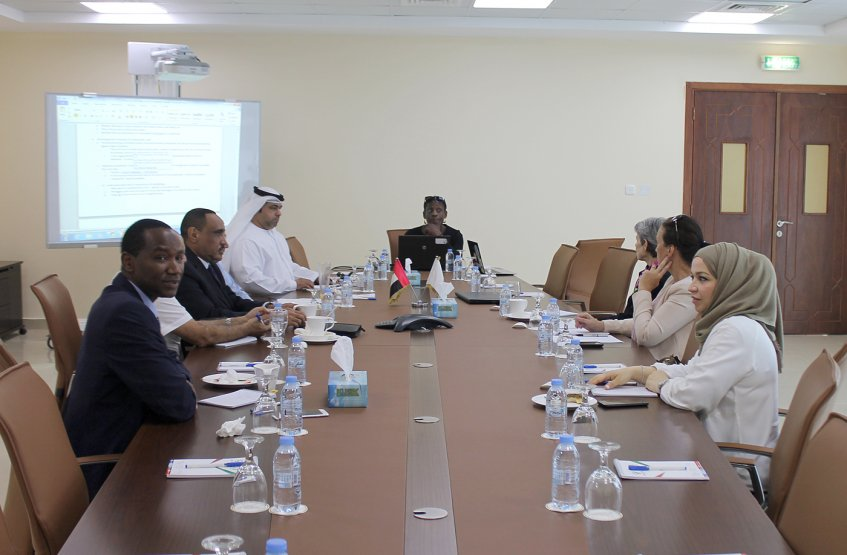 AAU Hosts the Meeting of UAE Academic and Research Library Directors