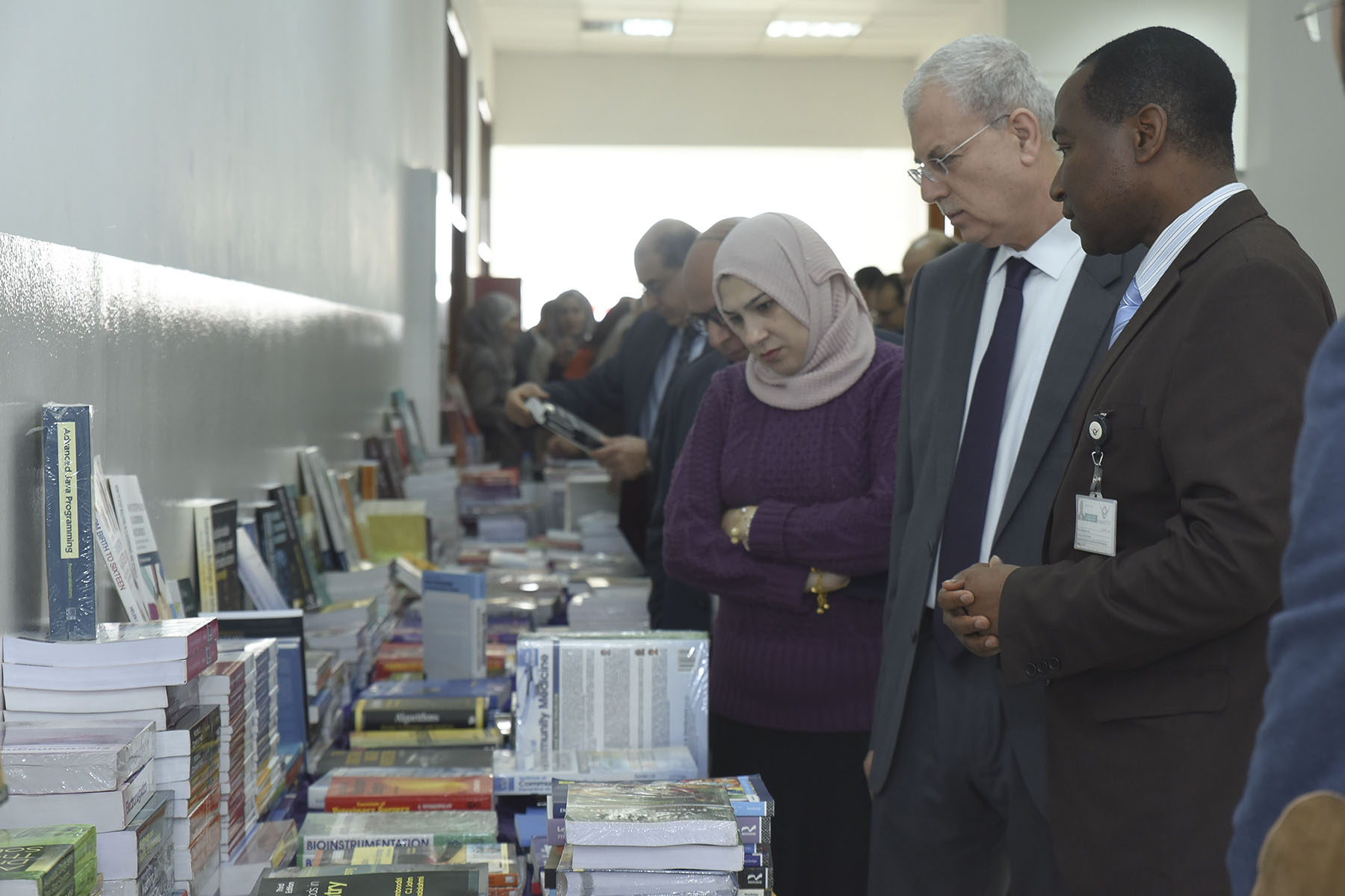 Book Fair 2019 - Al Ain University of Science and Technology