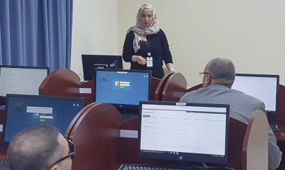 Khalifa Library Enhances the Usage of E-Resources at AAU