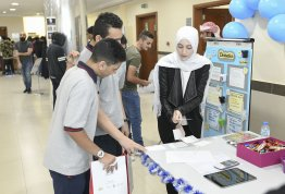 Knowledge Market (Math Day)