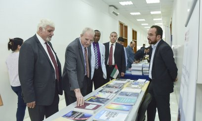 AAU Book Fair Promotes Knowledge and Scientific Research